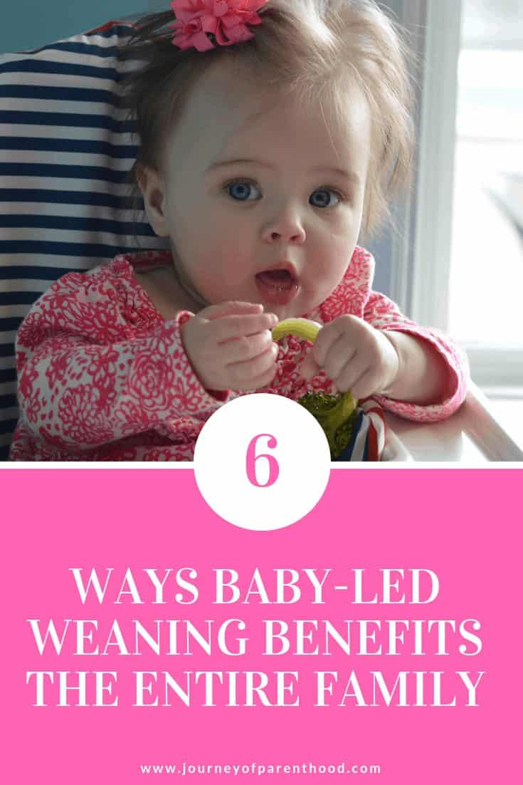 baby led weaning benefits