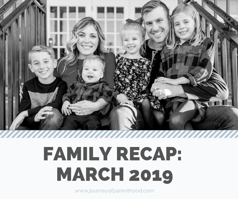march family recap