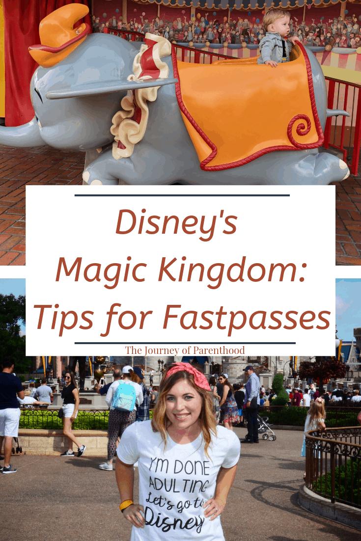 Disney's magic kingdom: tips for fastpasses