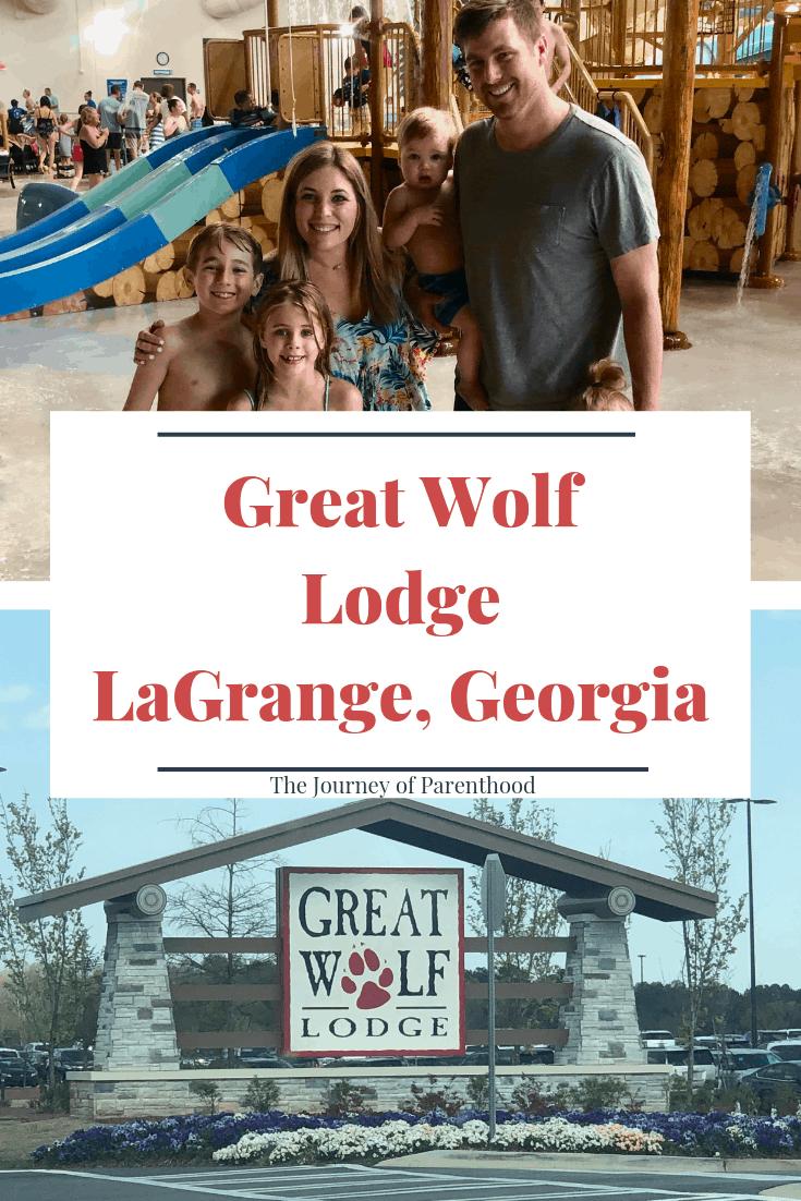 Great Wolf Lodge Pinterest Image