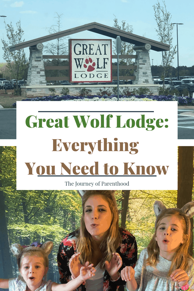 Pinable Image: Great Wolf Lodge Everything You Need to Know