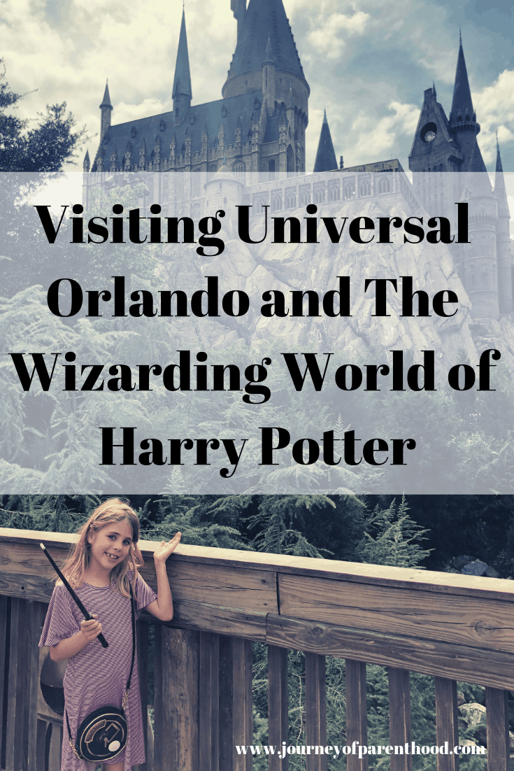 Universal Orlando and the wizarding world of Harry Potter