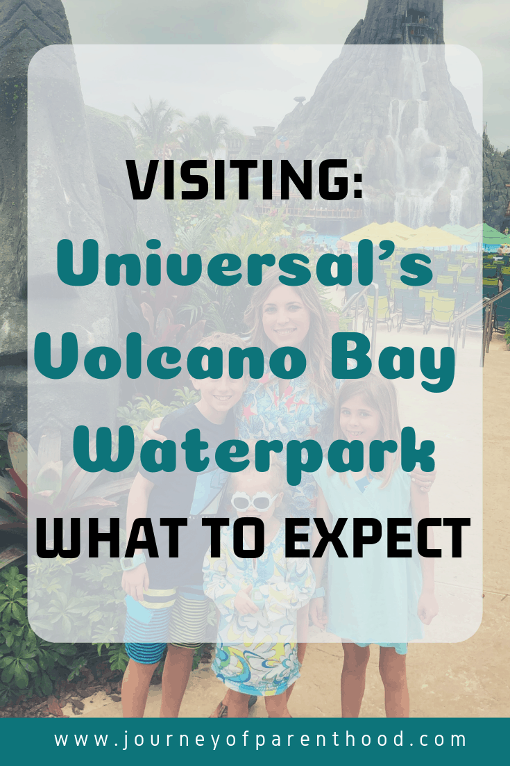 visiting universal's volcano bay waterpark: what to expect