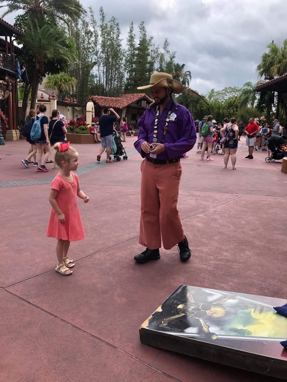 pirate toss