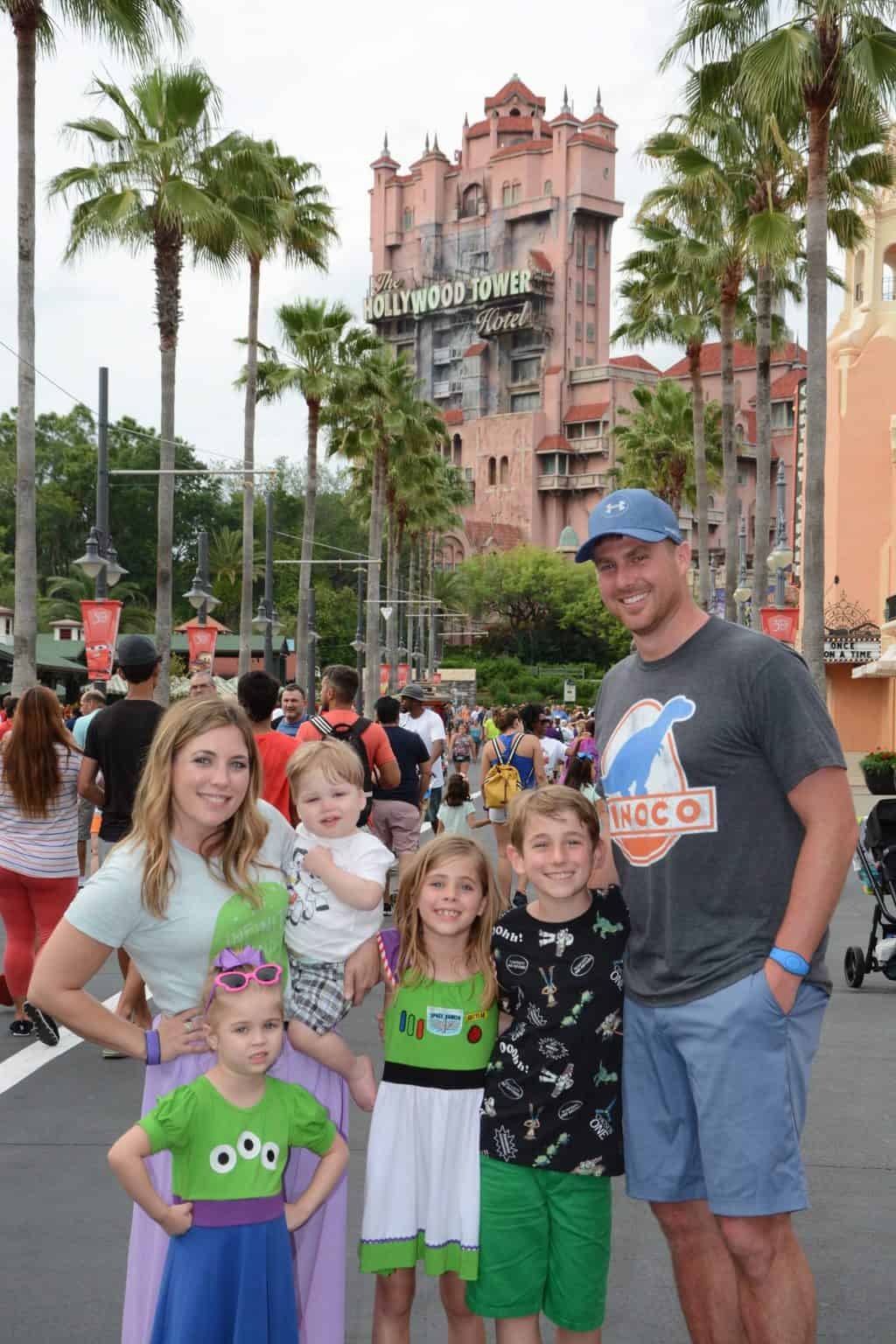 fam pics Hollywood Studios