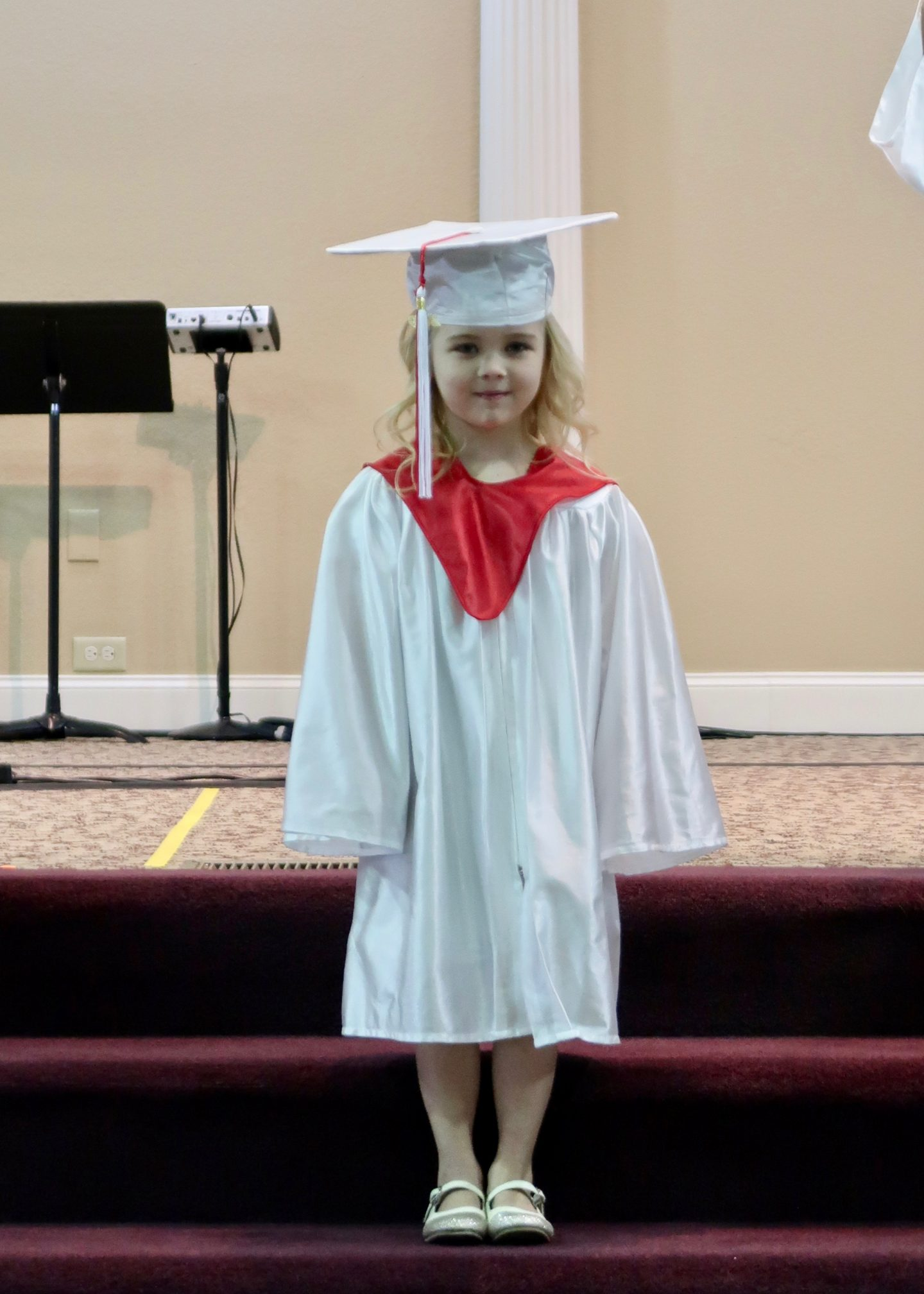 tess graduation ceremony
