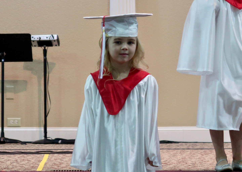 tess graduation ceremony