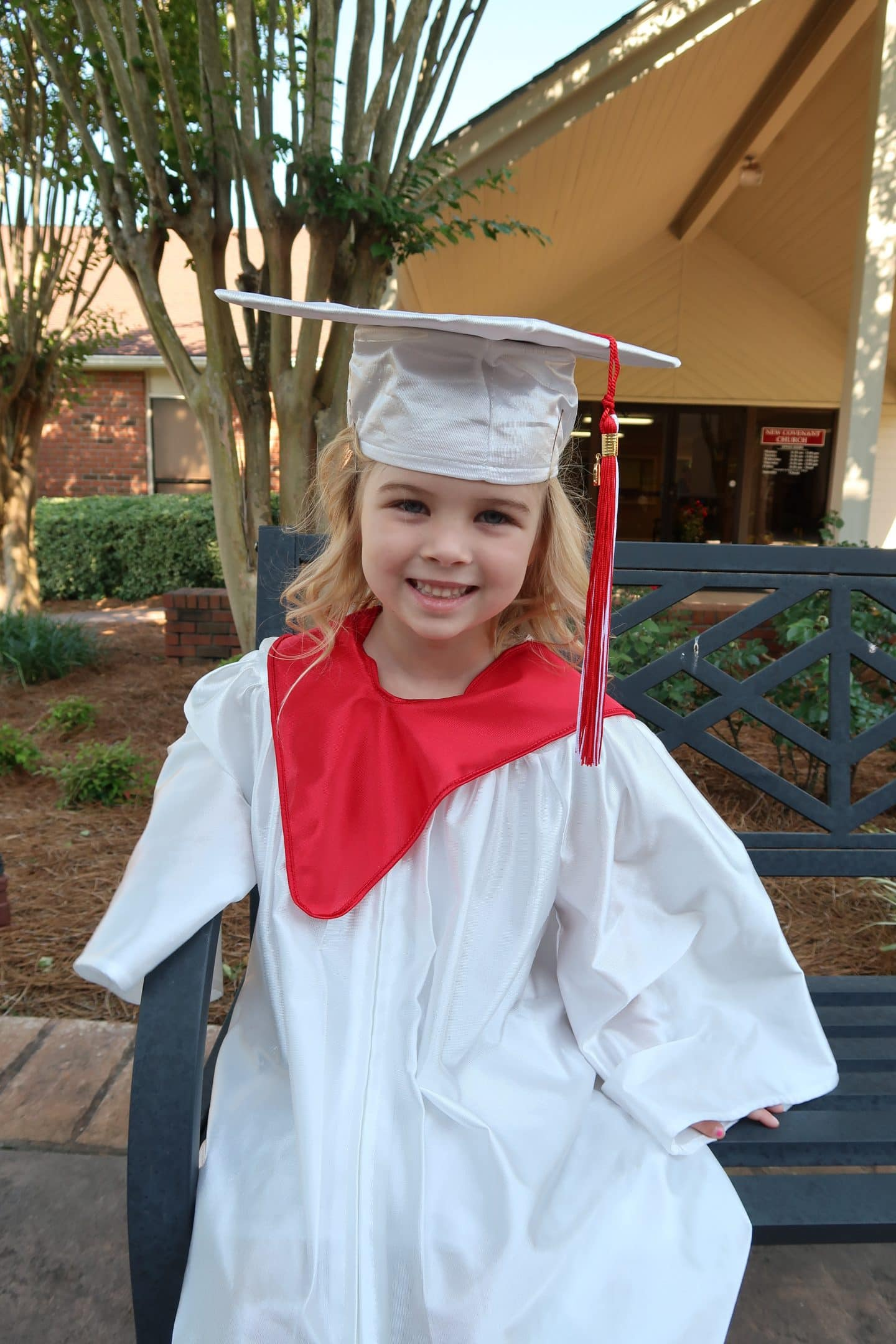 tess cap and gown