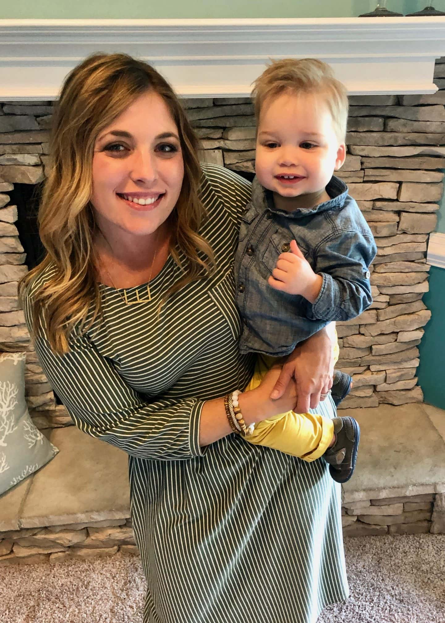 spear and mommy