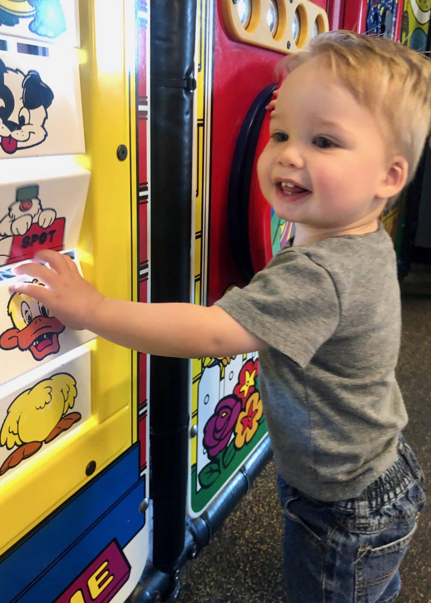 kids play place CFA