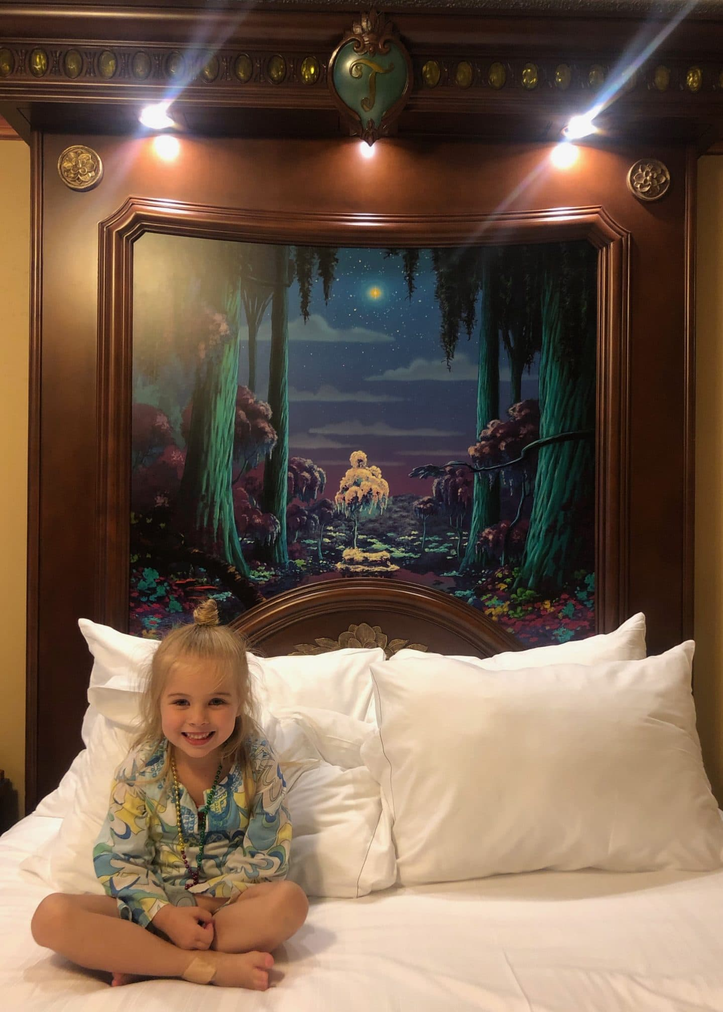 port orleans riverside princess room