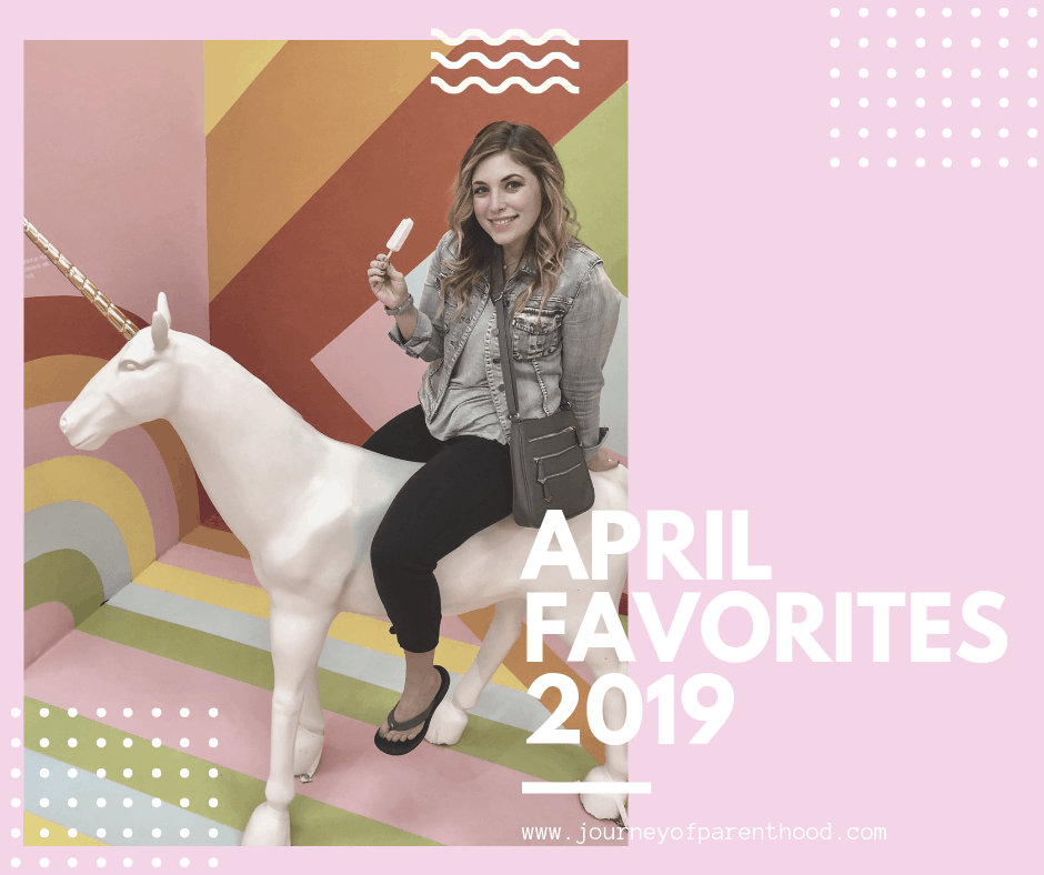April favorites from 2019