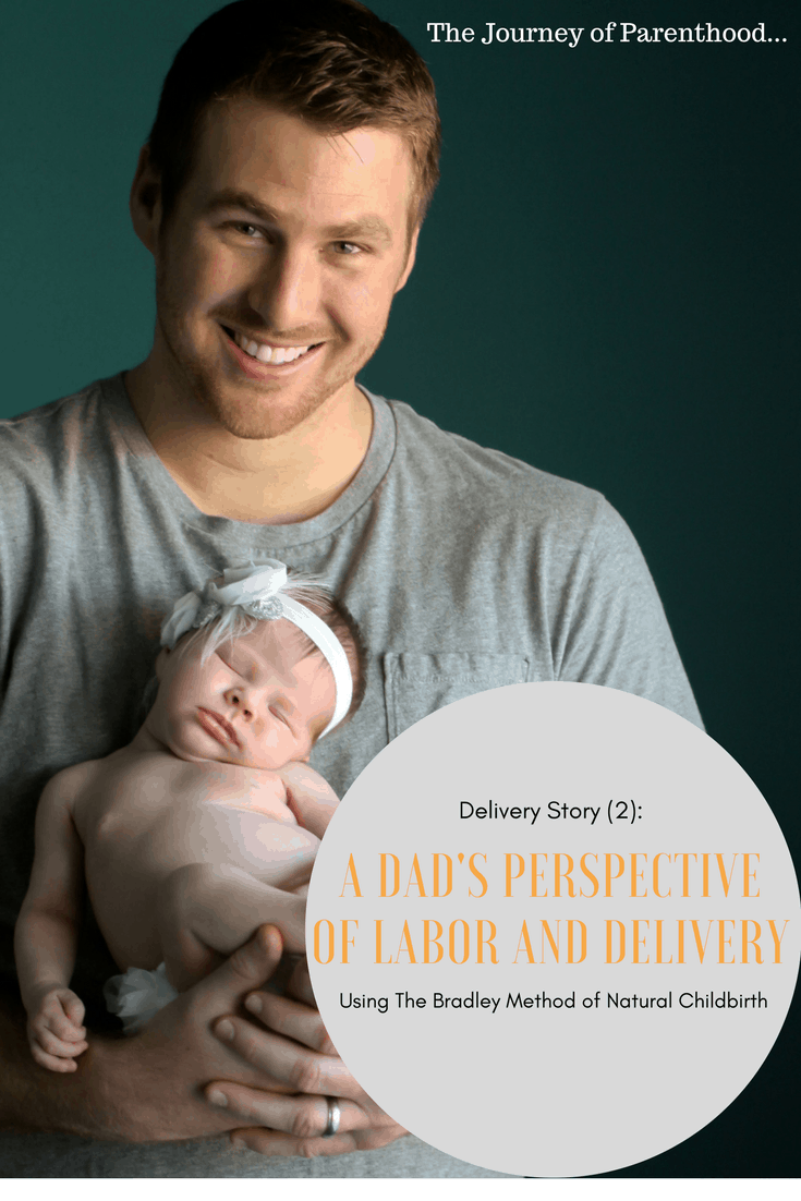 birth story from daddy