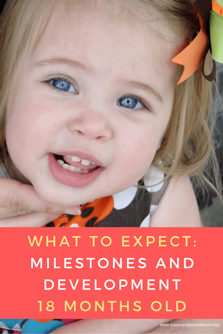 toddler girl - what to expect: milestones and development at 18 months old