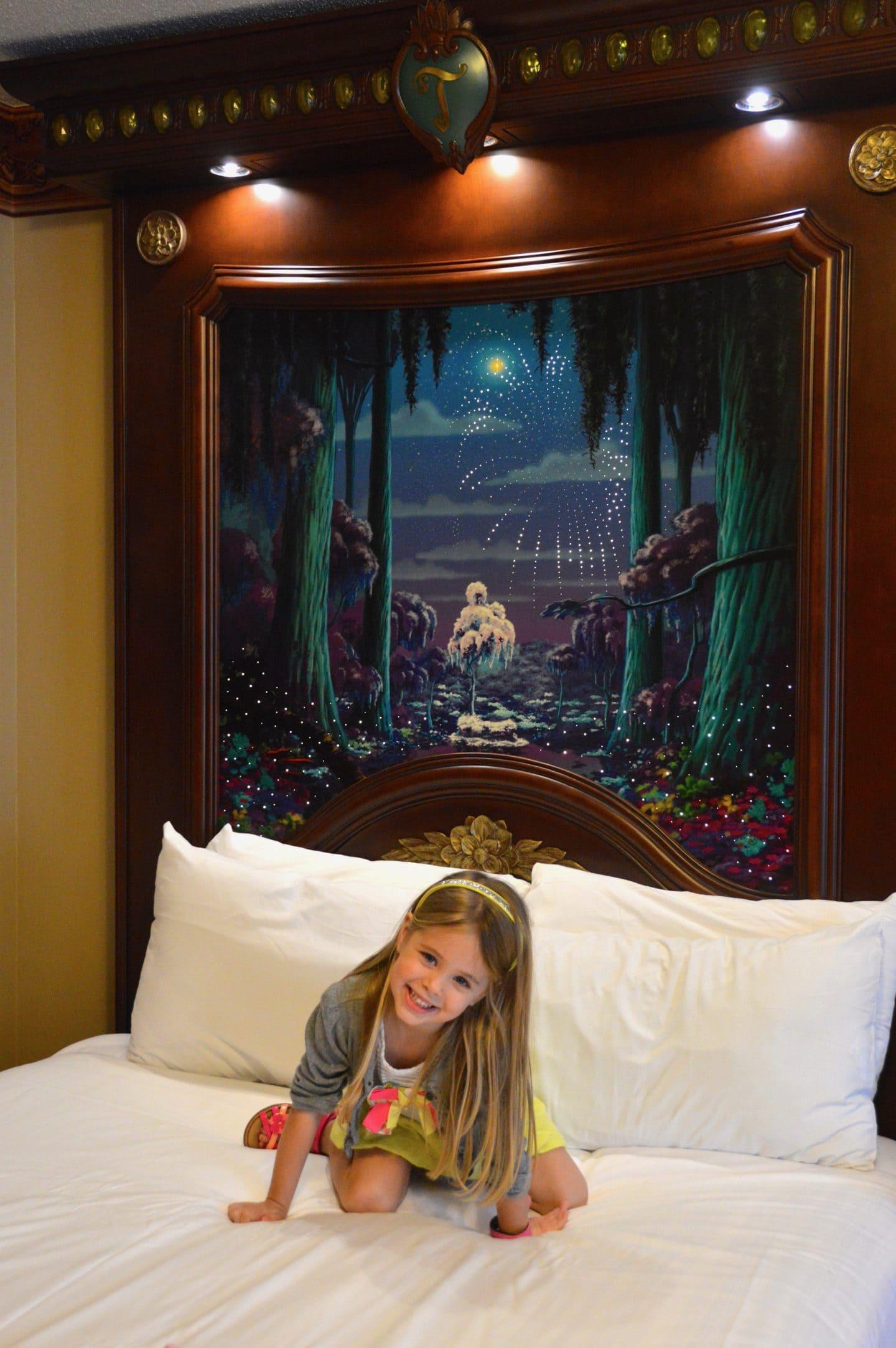 port orleans riverside princess room