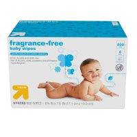 Baby Wipes Refill Pack