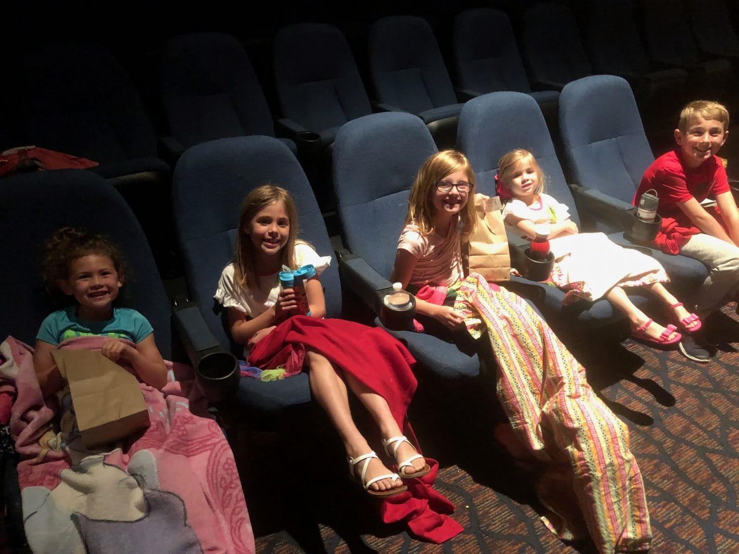 ugly dolls movie outing