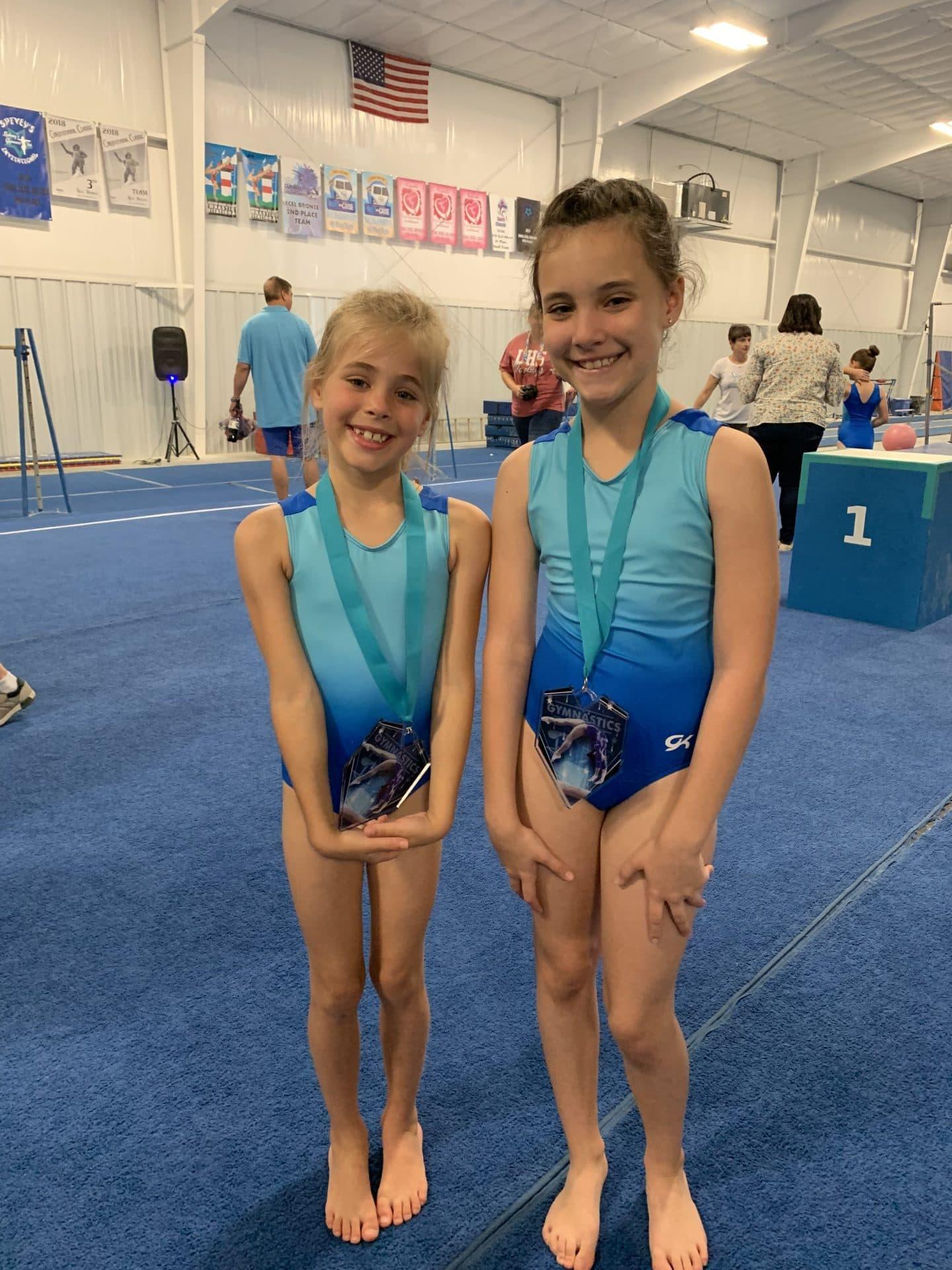 britt gymnastics exhibition