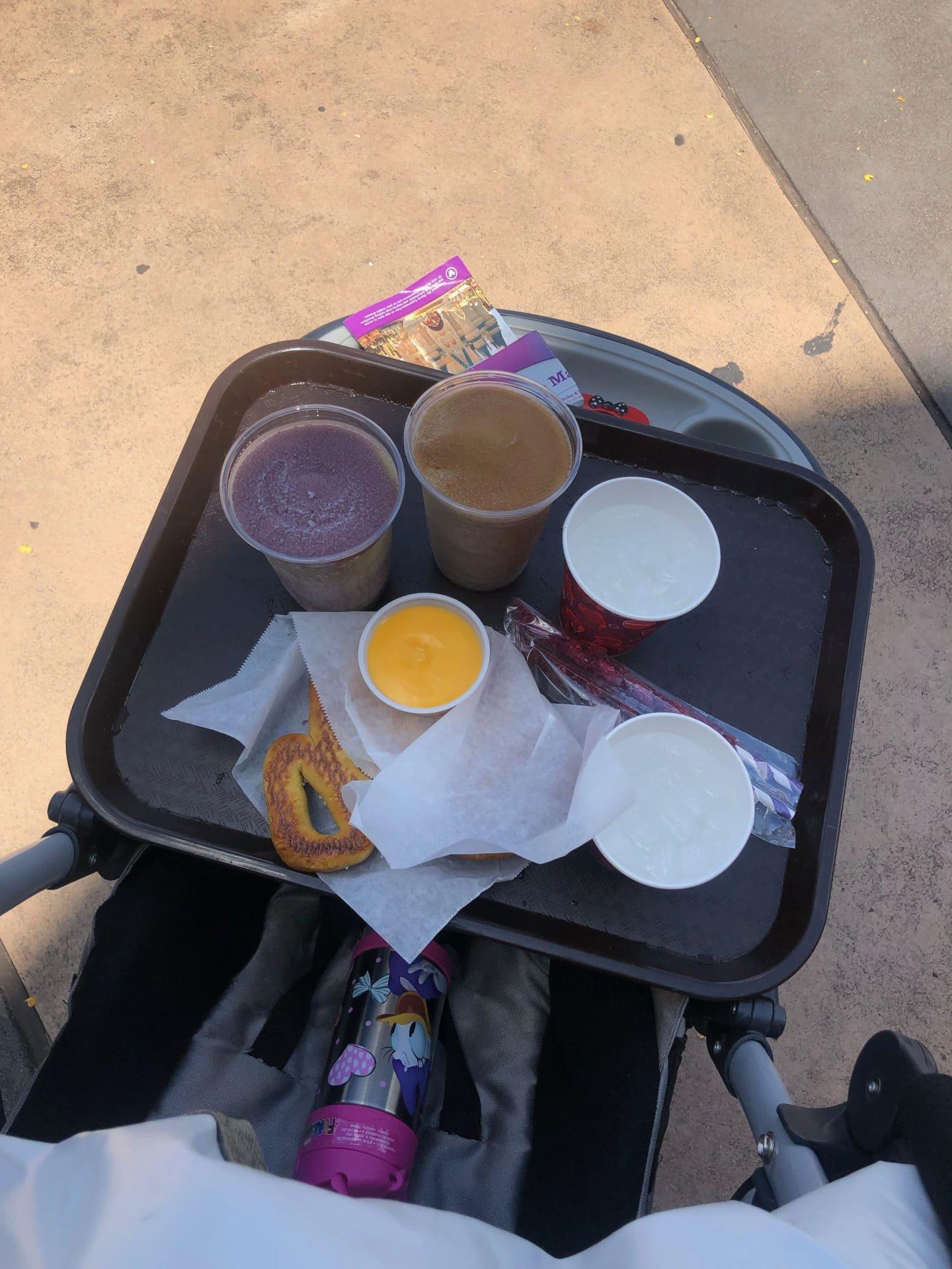 lunch at magic kingdom