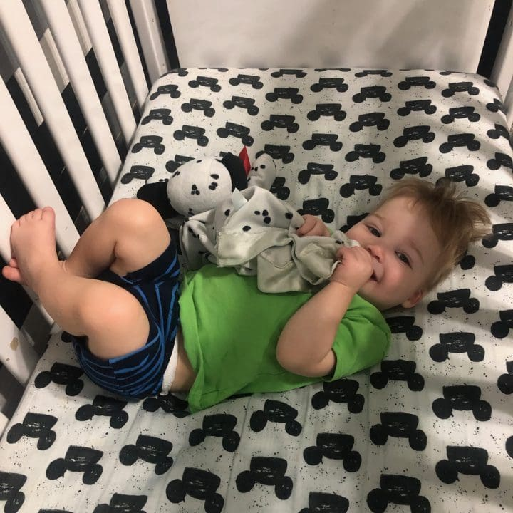 17 Month old Schedule