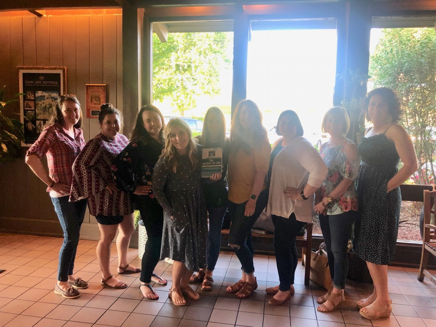 book club may 2019