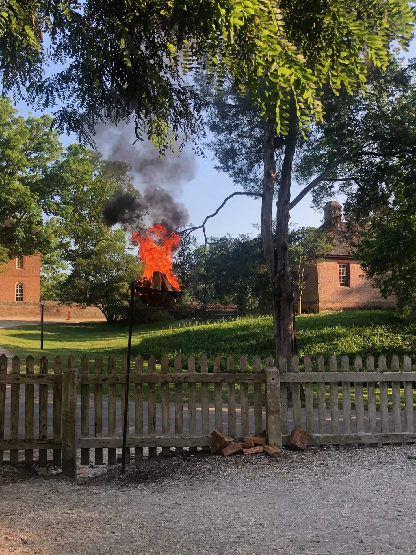 escape room in Colonial Williamsburg