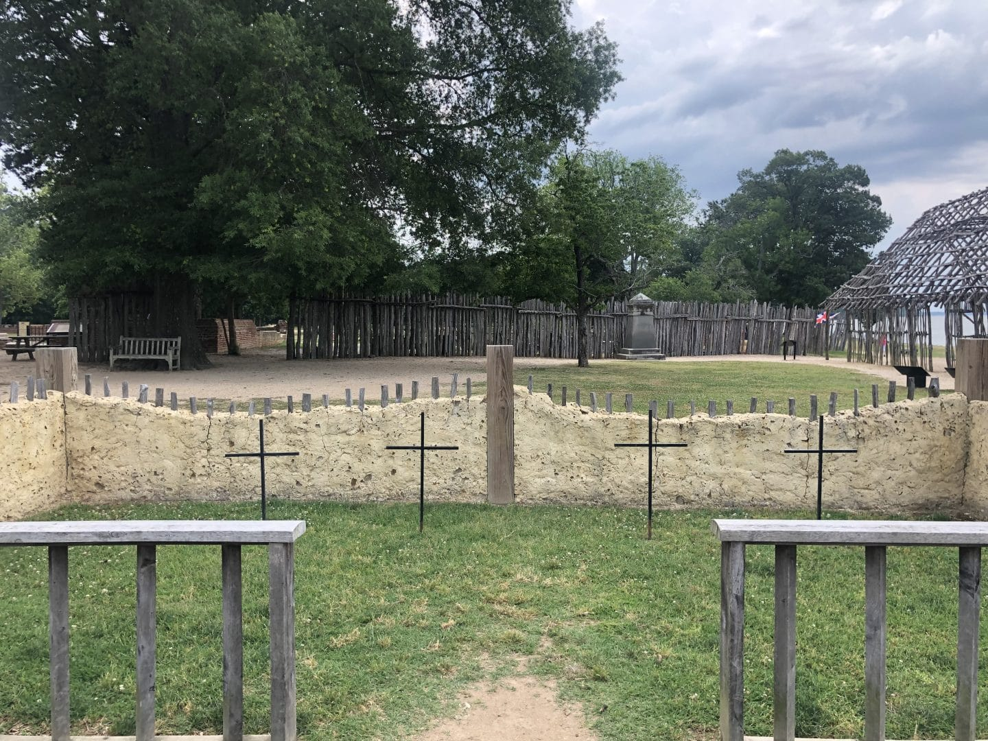 historic Jamestown Virginia