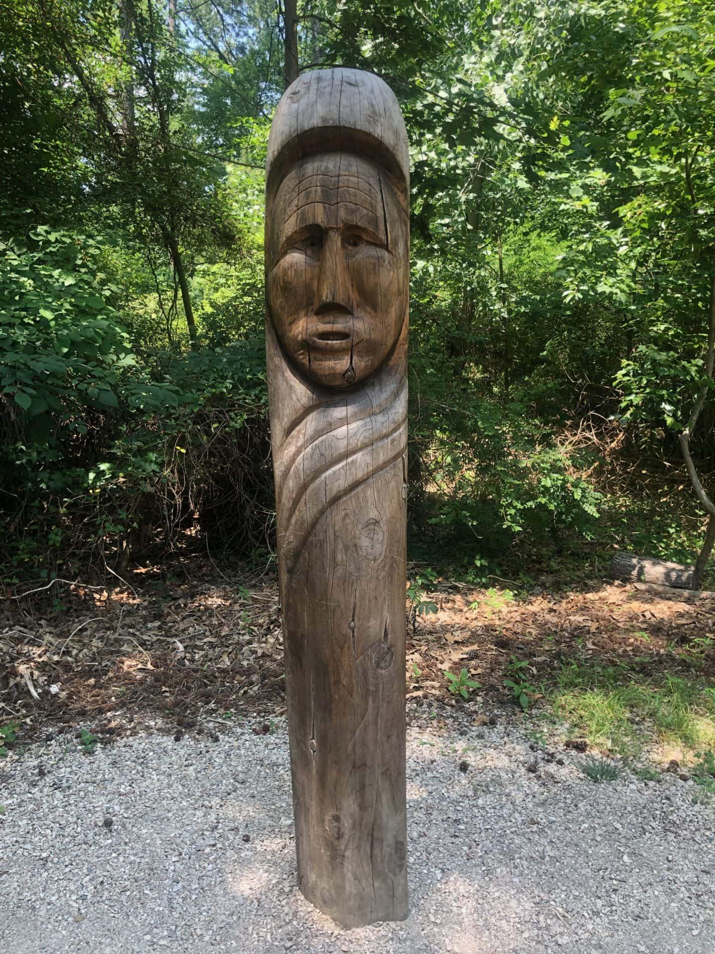 Jamestown Settlement in Williamsburg Virginia