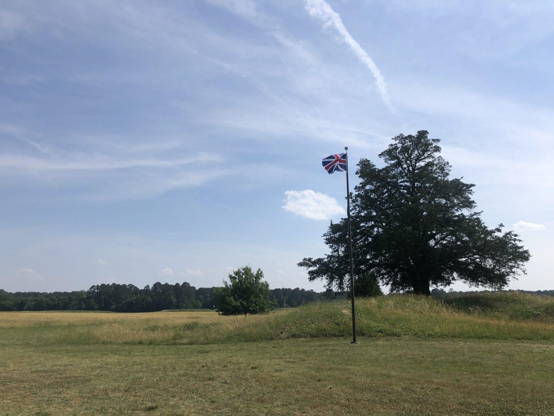 Yorktown Virginia Battle Field of Yorktown