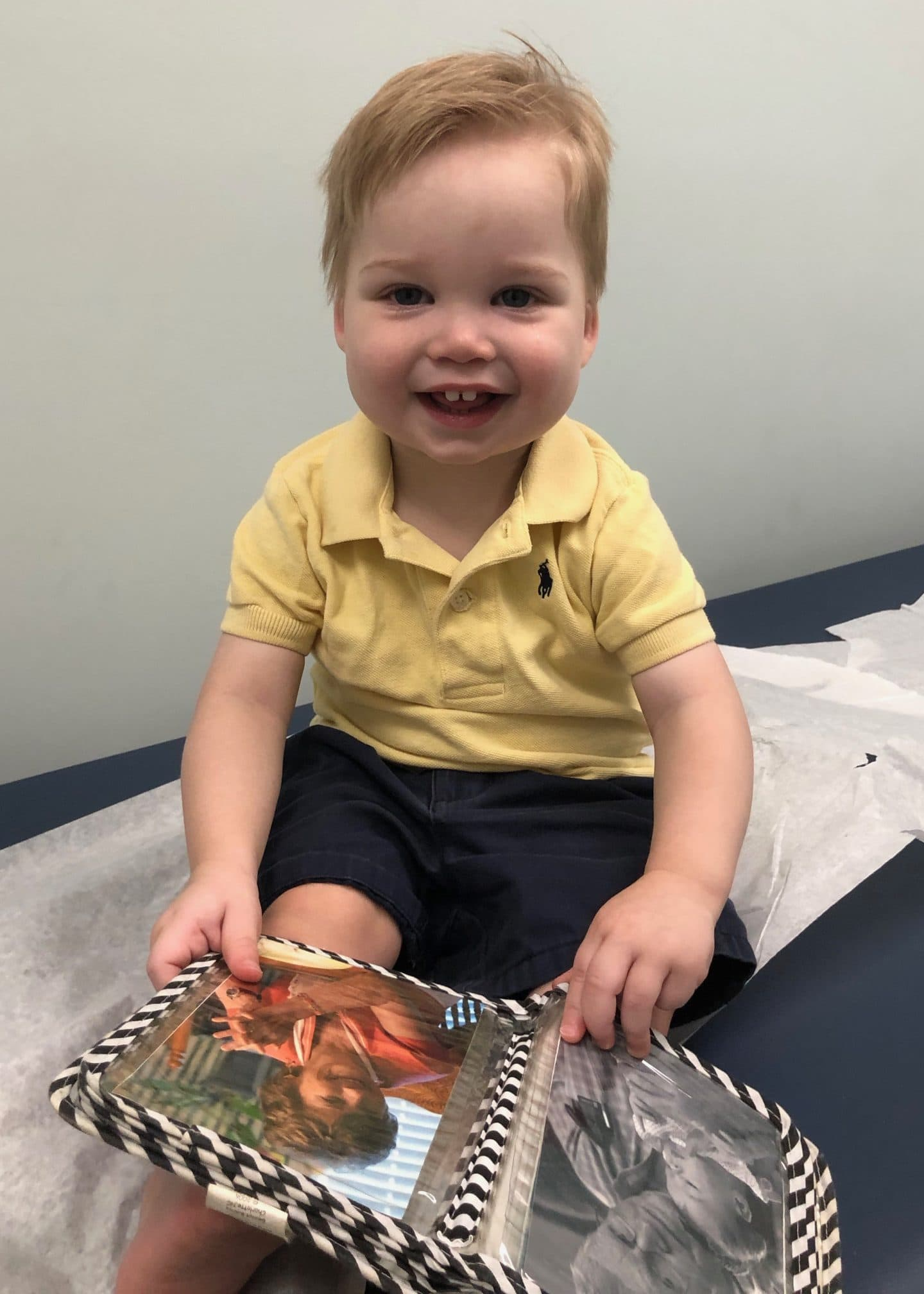 18 month old well check up