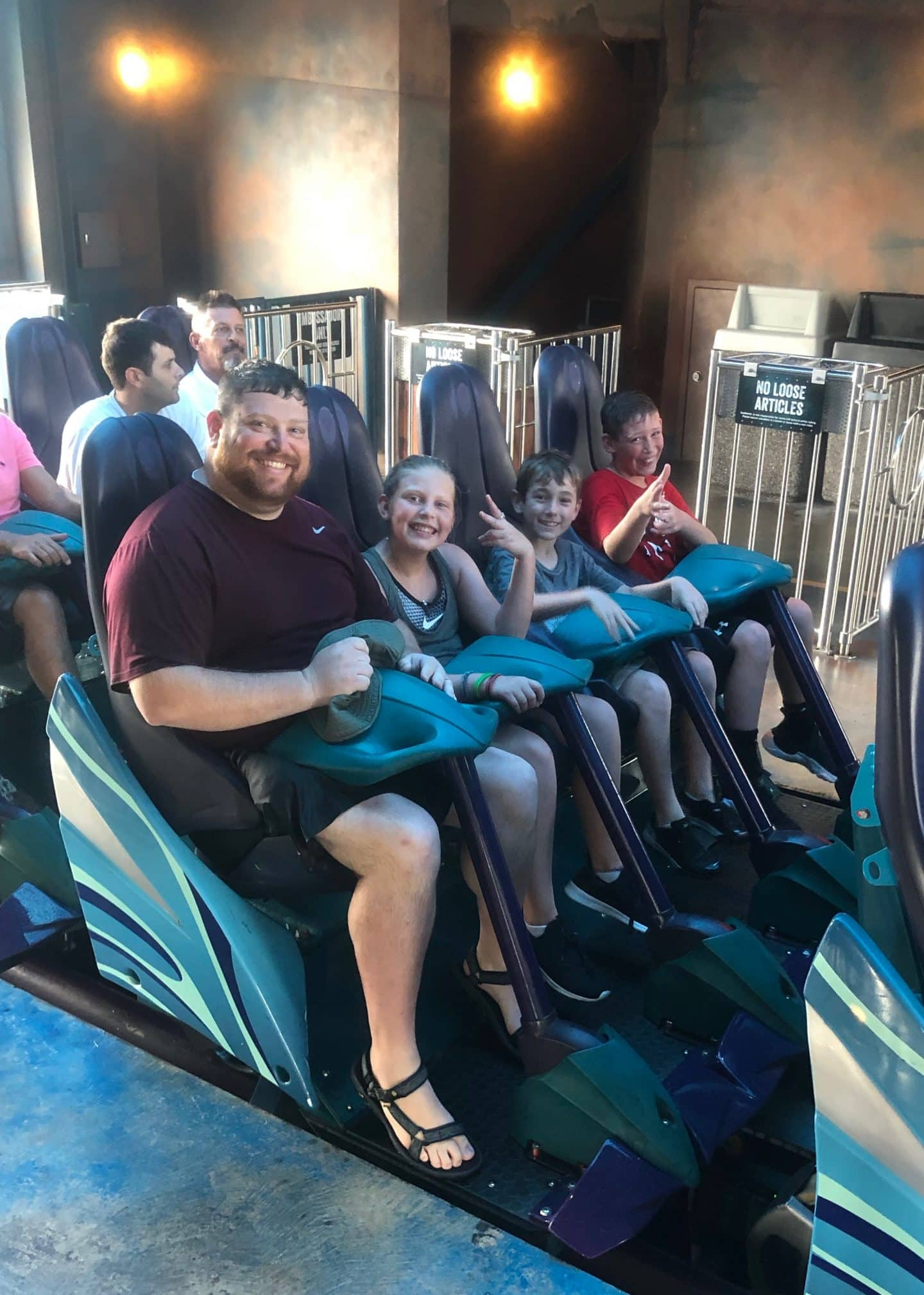 mako ride at sea world