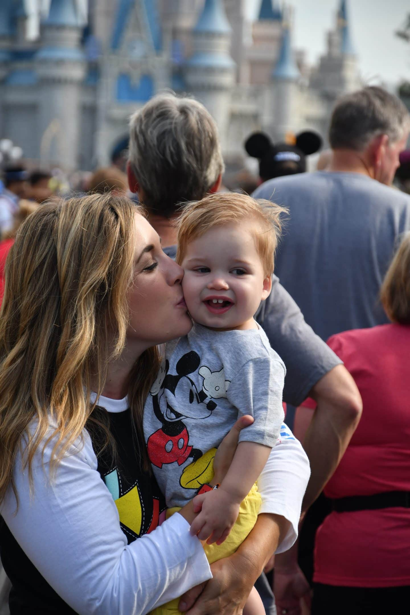 Spear and Mommy Morning at Magic Kingdom (June 2019)
