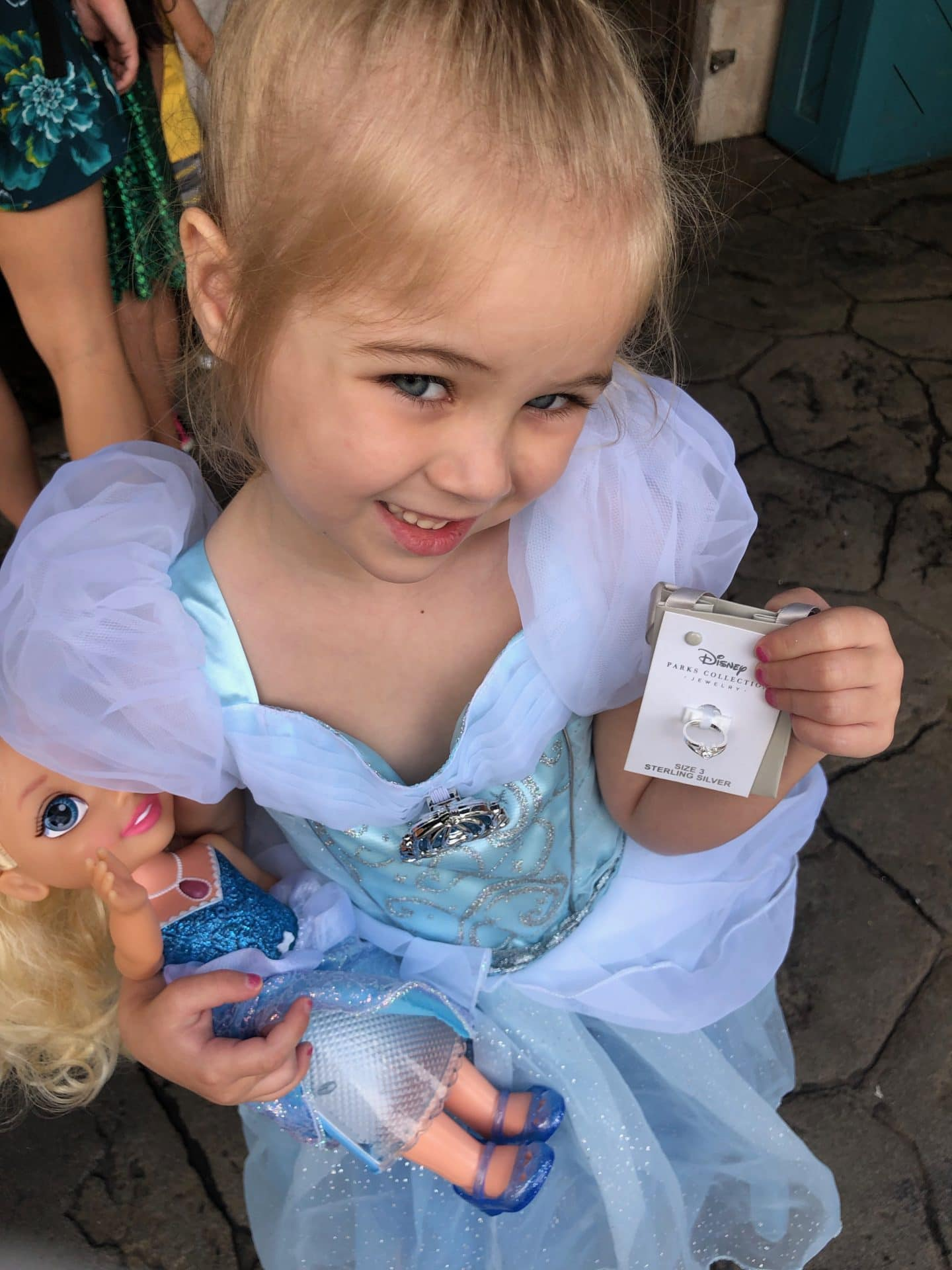 Akershus dining with princesses at Epcot