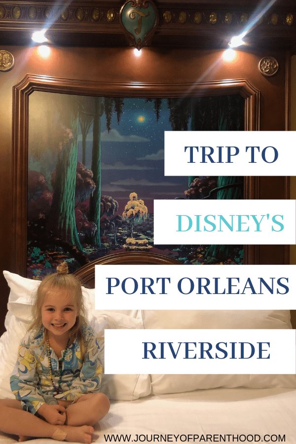 pin image tip to Disney's port Orleans Riverside