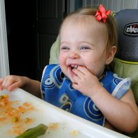 Baby Led Weaning and Choking VS Gagging: What to Know