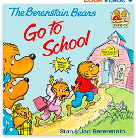 Berenstain Bears Back to School