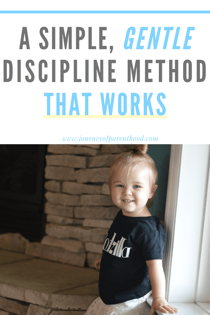 toddler girl - a simple gentle discipline method that works: the two choice method
