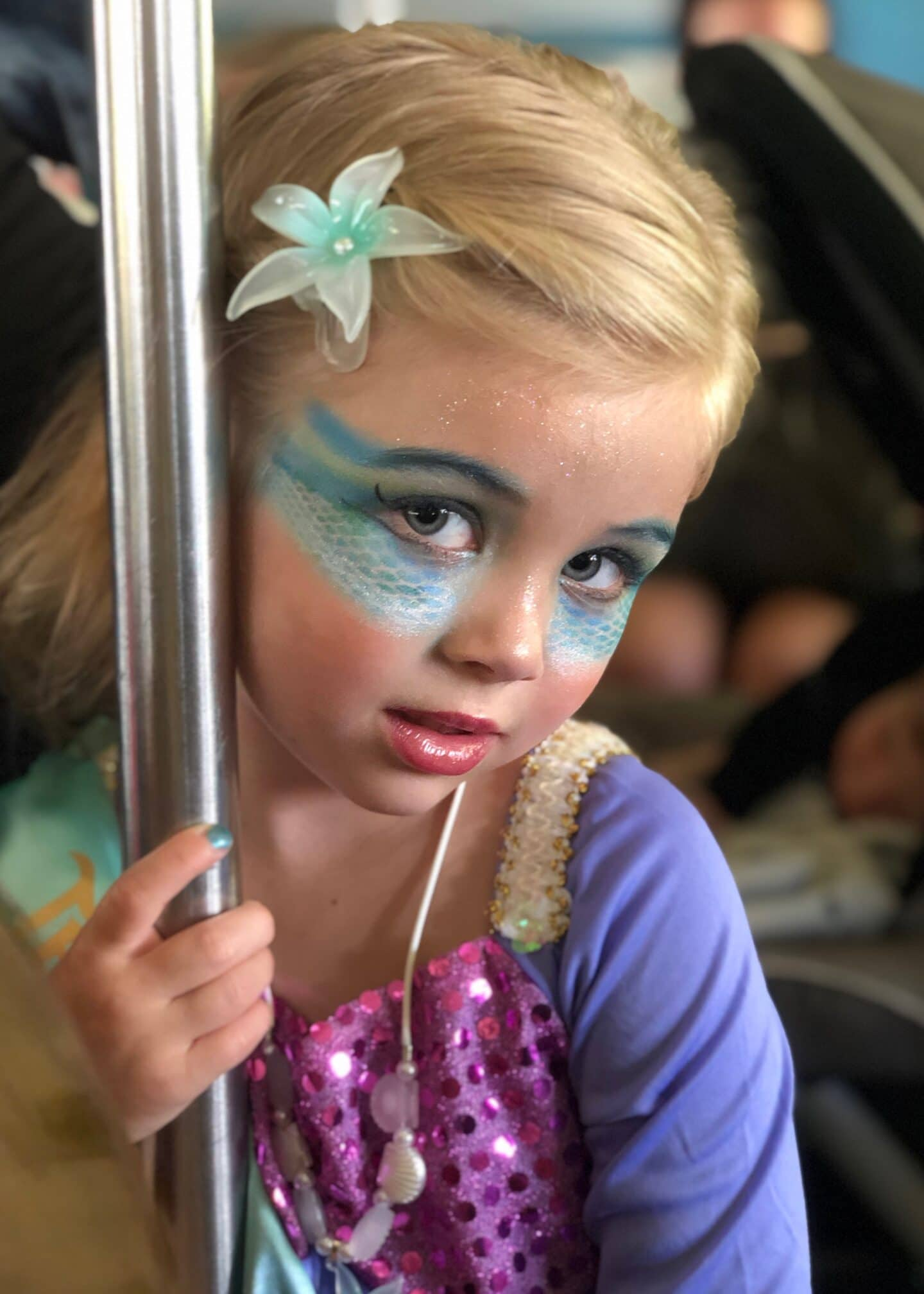 The Pirate's League: Mermaid Makeover at Disney World