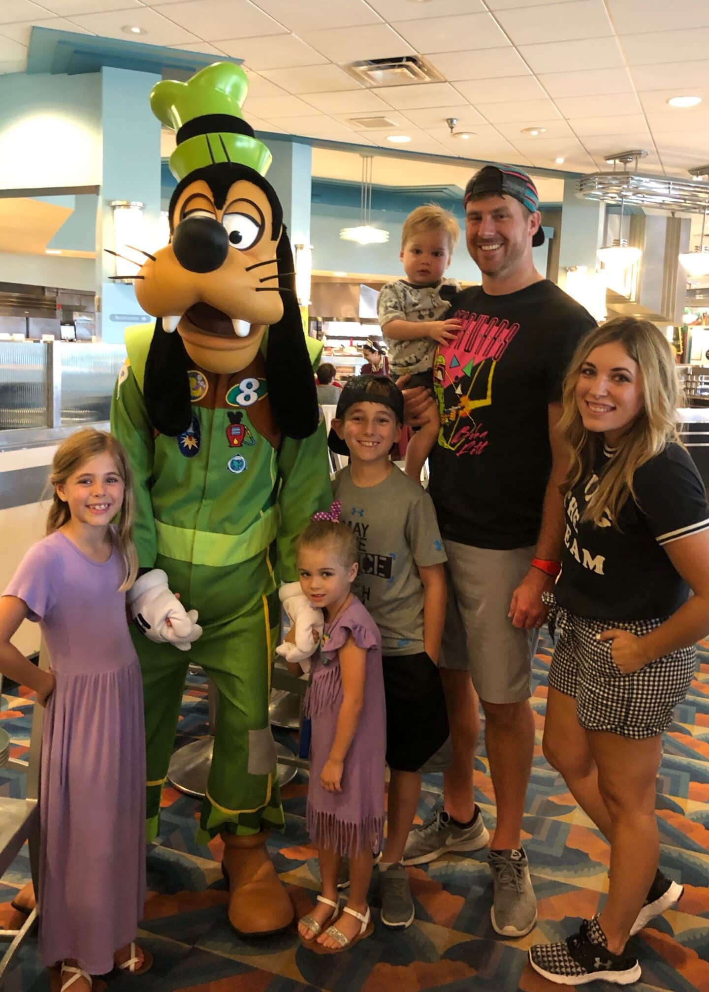 Tess's 5th Birthday at Disney: Hollywood Studios Morning