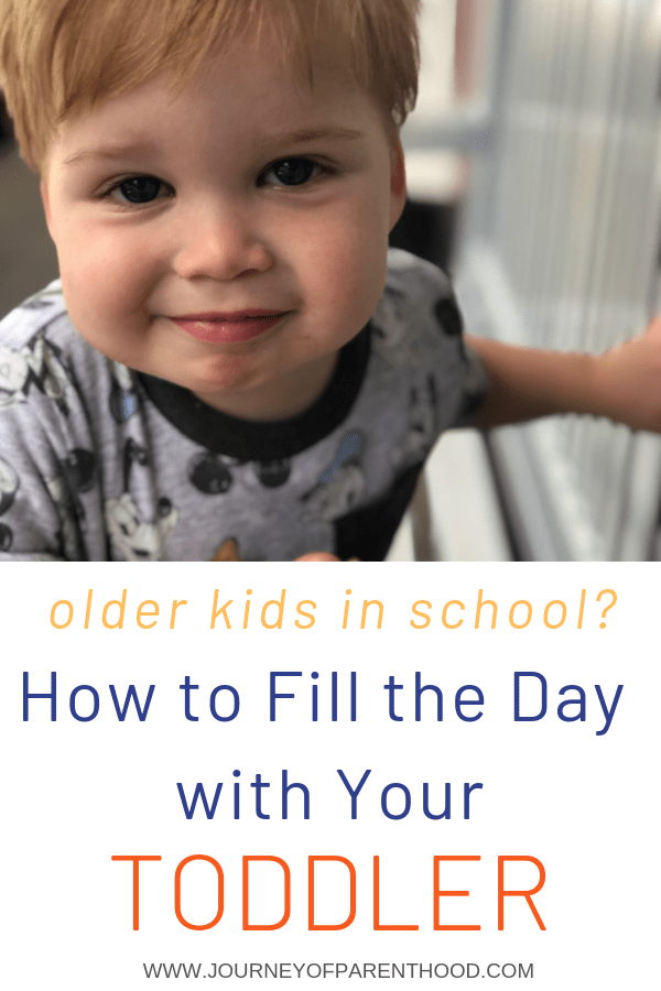 Filling The Day With Your Toddler
