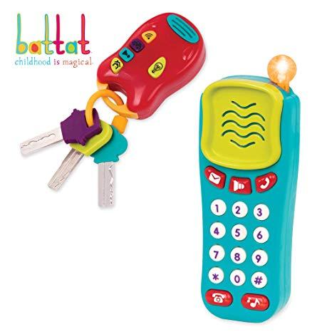 Light and Sound Phone + Keys