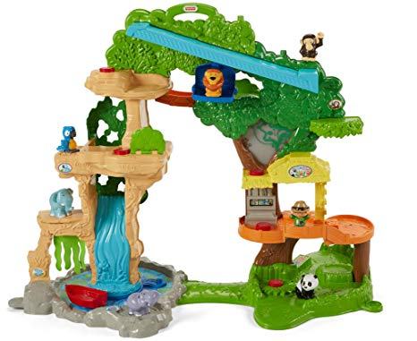 Fisher-Price Little People Share And Care Safari