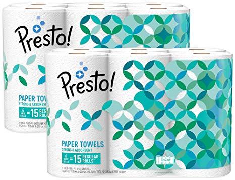 Flex-a-Size Paper Towels