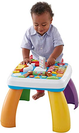 Fisher-Price Laugh and Learn Around The Town Learning Table