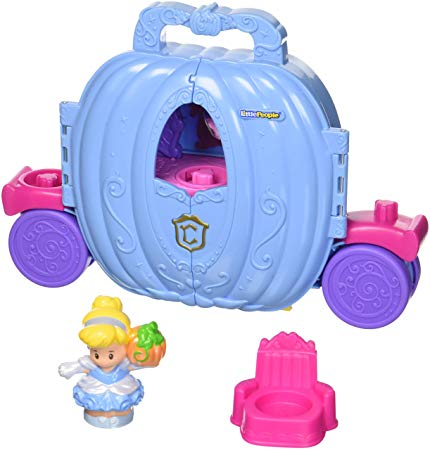Fisher-Price Little People Disney Princess, Cinderella's Carriage