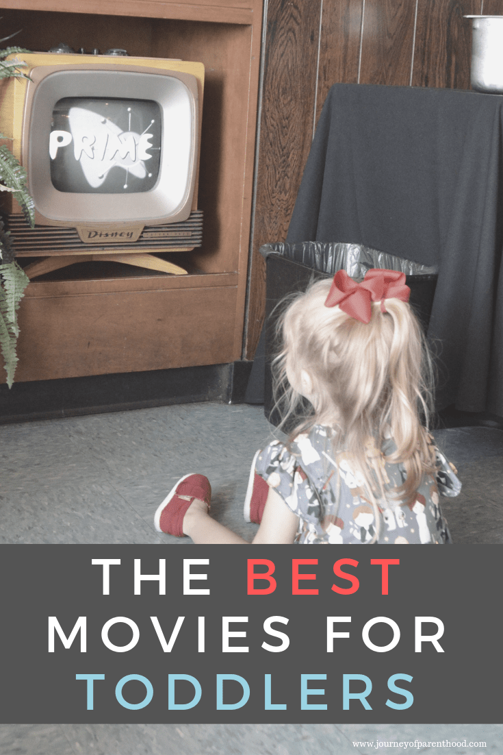 toddler watching tv - the best movies for toddlers