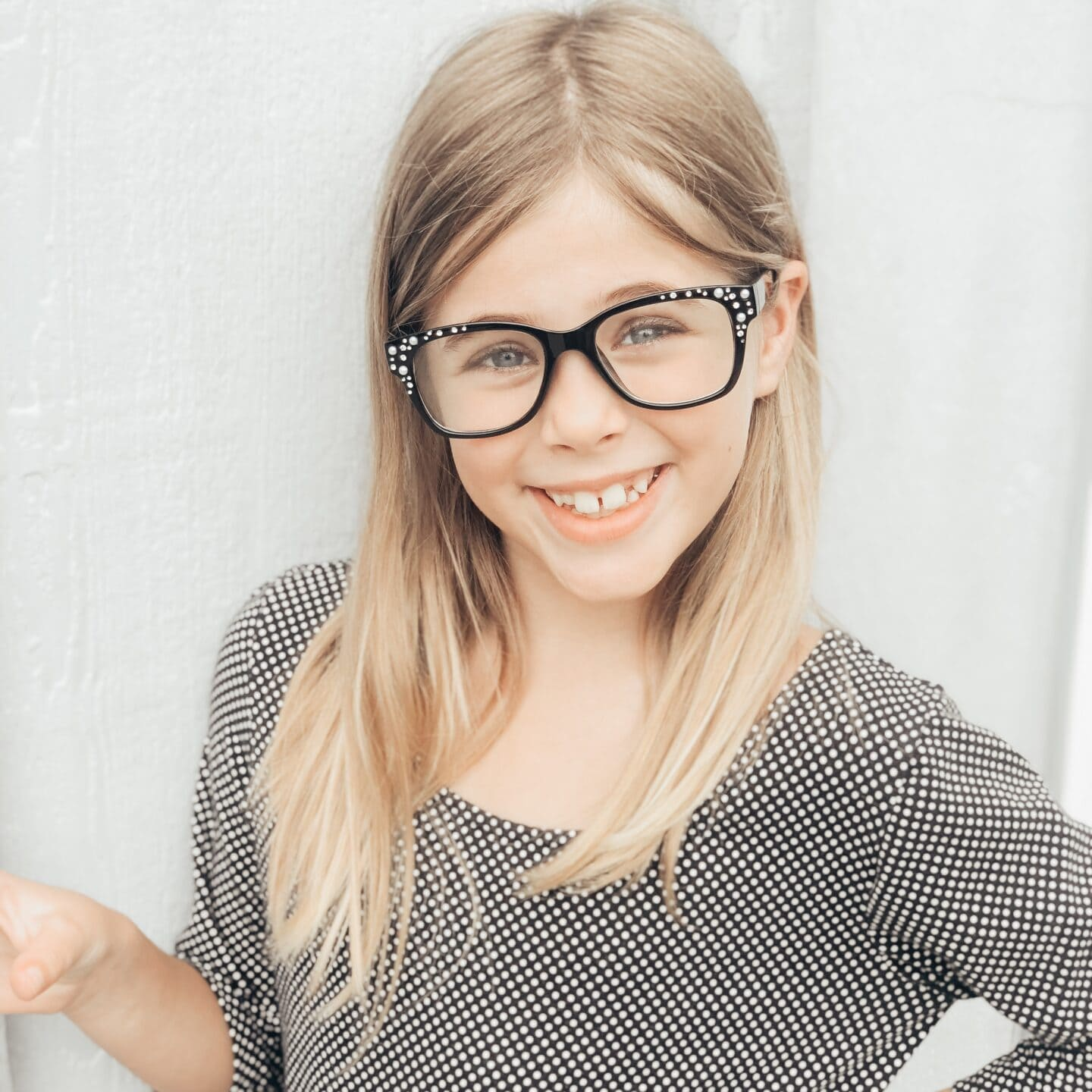 Britt and Her Glasses – The Placebo Effect as a Parenting Tool.
