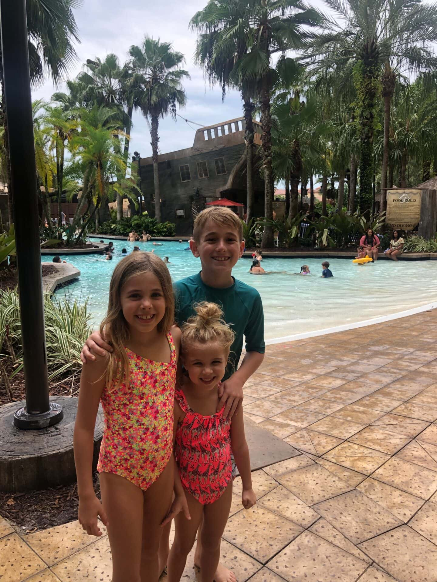 Star Wars Weekend – Our Stay at Wyndham Grand Bonnet Creek