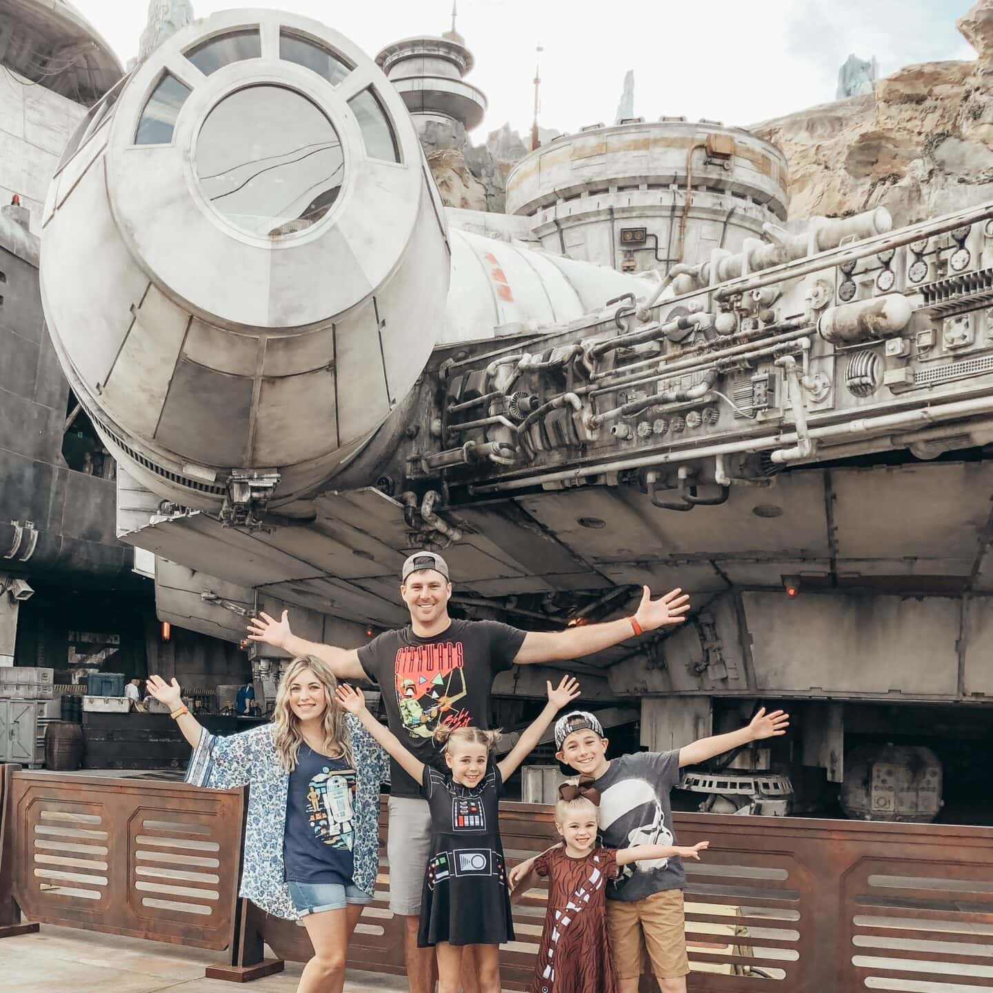 Our First Visit to Star Wars Galaxy's Edge at Disney's Hollywood Studios