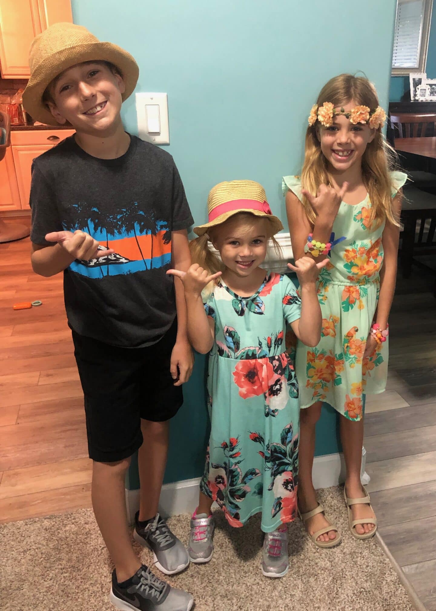 Monthly Family Recap: August 2019